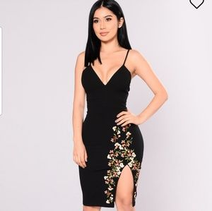 Fashion Nova Anniversary Dress